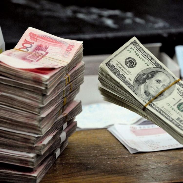 中國外儲12連升斷纜