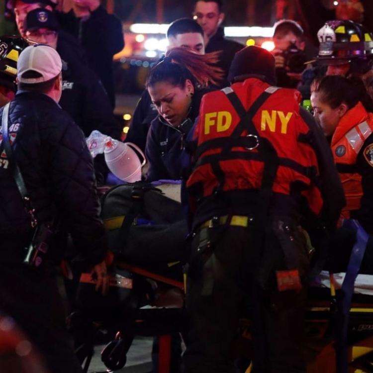 紐約直升機墜河 證實五死