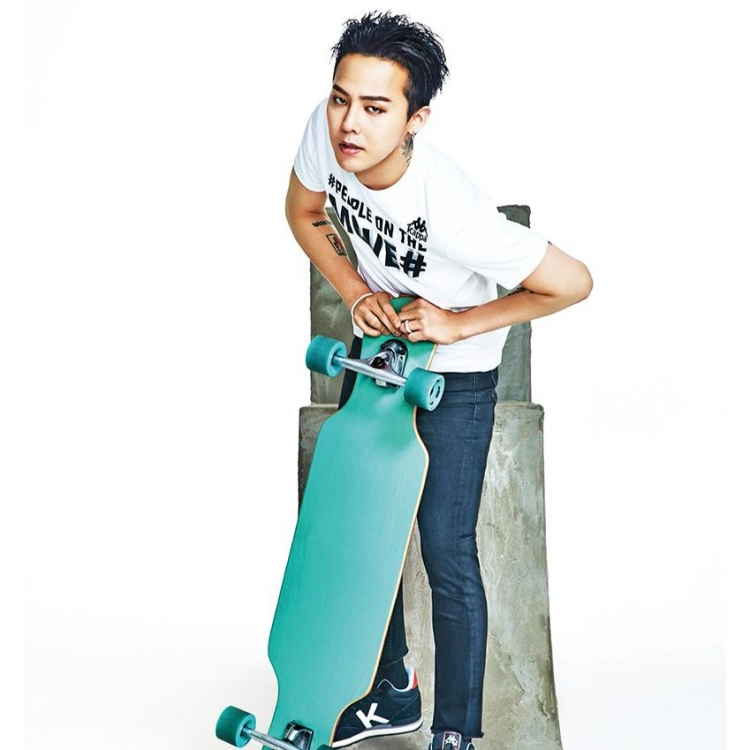 G-Dragon 疑隱瞞學歷逃兵役