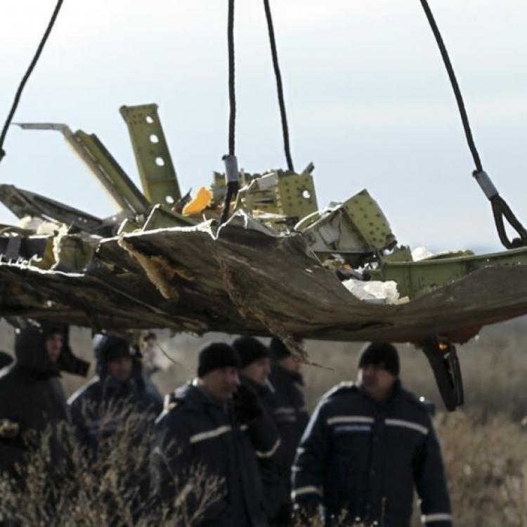 調查證實為俄軍導彈擊落