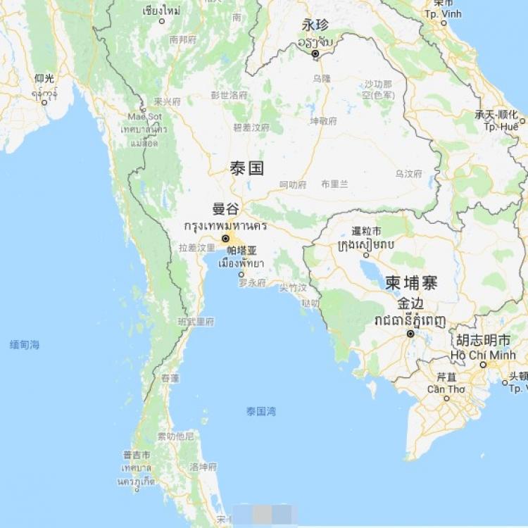 泰國旅遊巴失事17名中國遊客傷