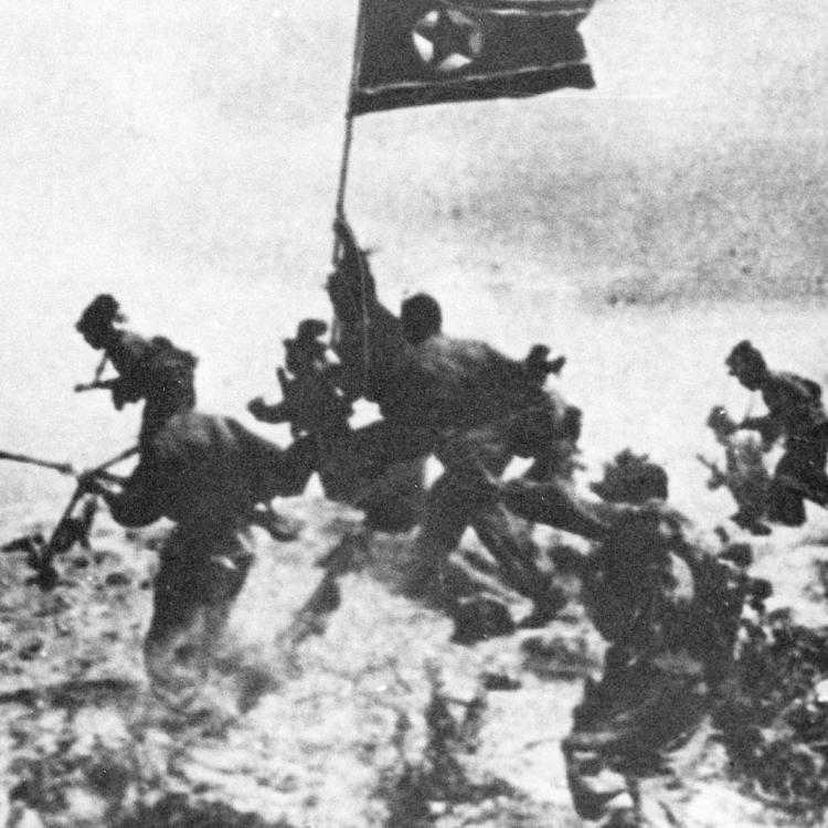 朝鮮半島仍處戰爭狀態