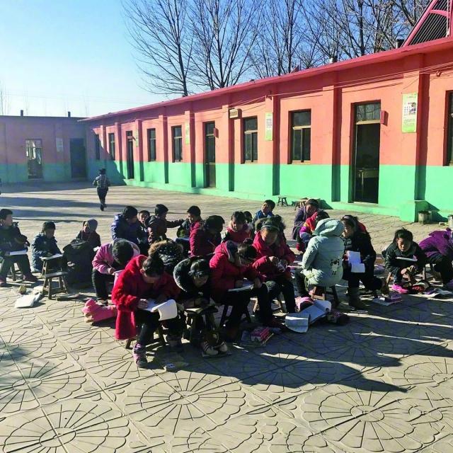 冀多校學童跑步取暖 當地調查追責