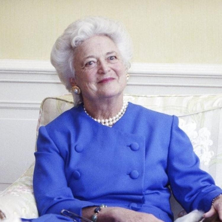 美國前第一夫人芭芭拉病逝