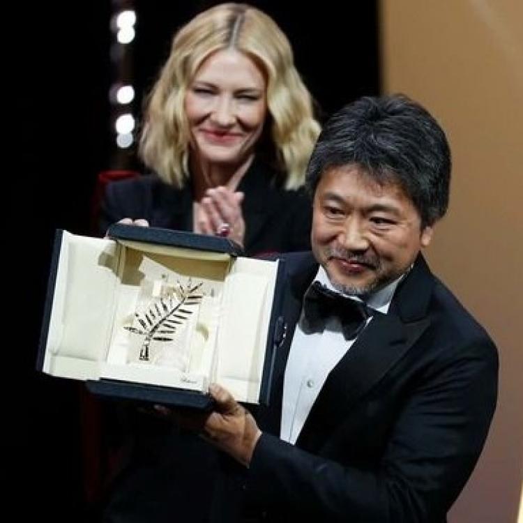 【康城閉幕】是枝裕和新片奪金棕櫚獎