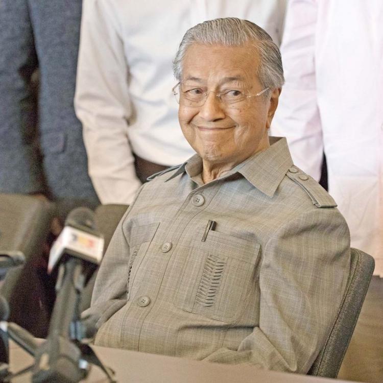 92歲前總理逆襲上位
