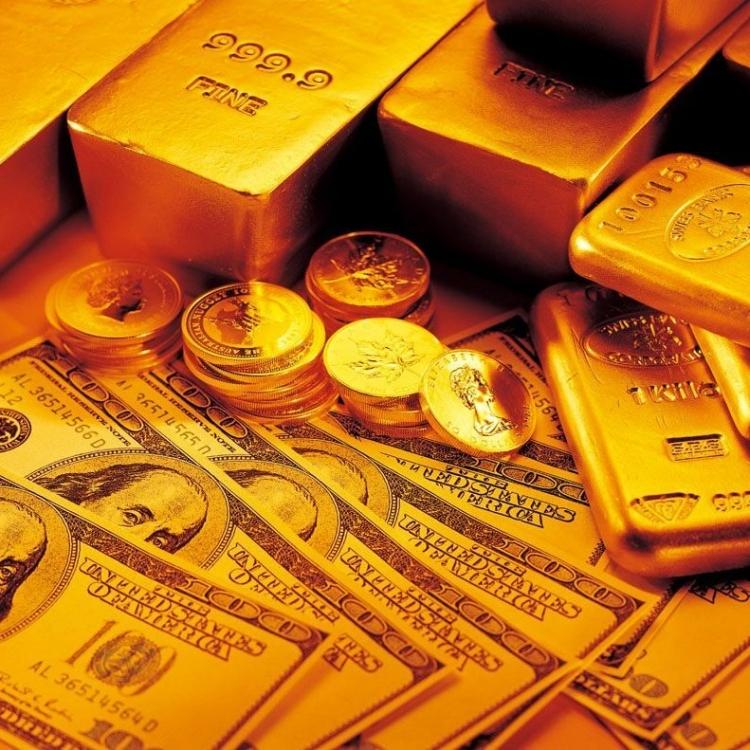 黃金上漲遇險