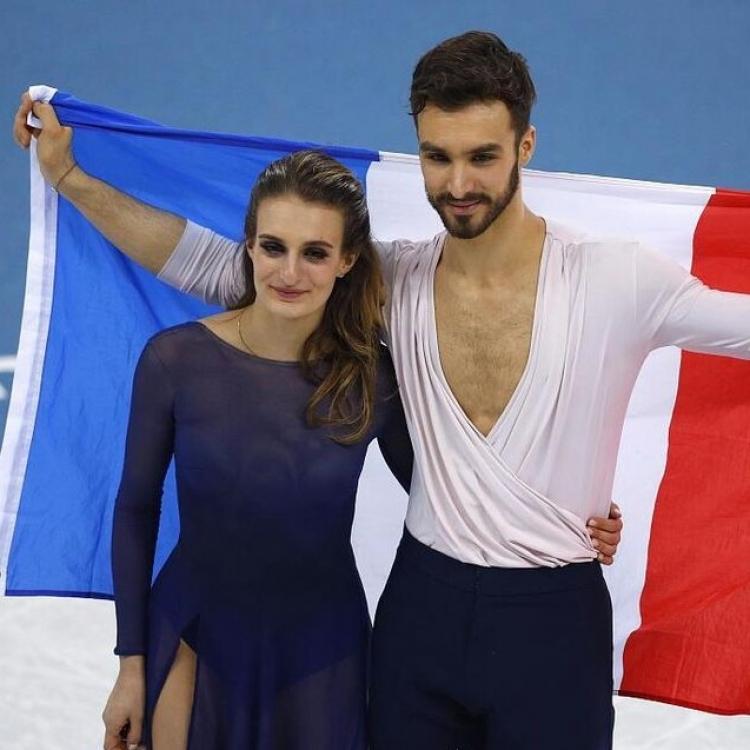 你估露點法國女選手拎咩牌?