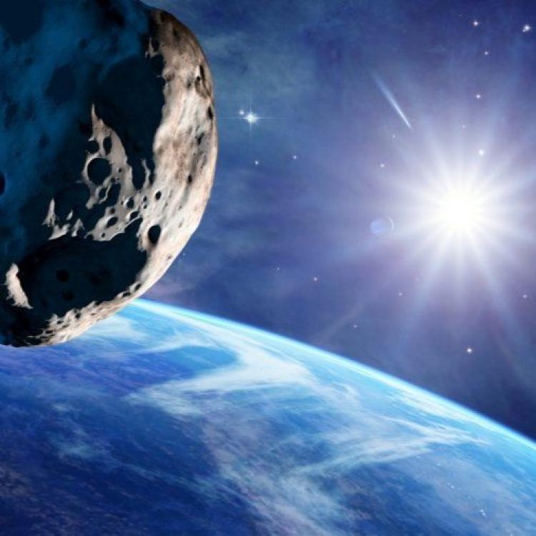 NASA:「危險」小行星周六擦過地球