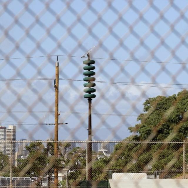 夏威夷復用警報系統