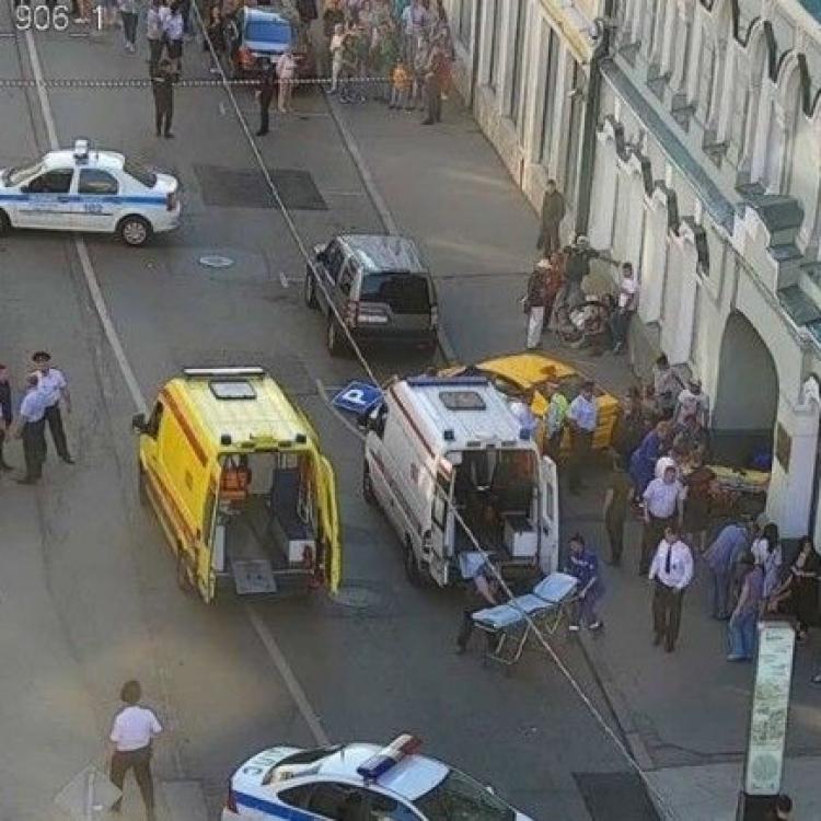 傷者包括世盃球迷