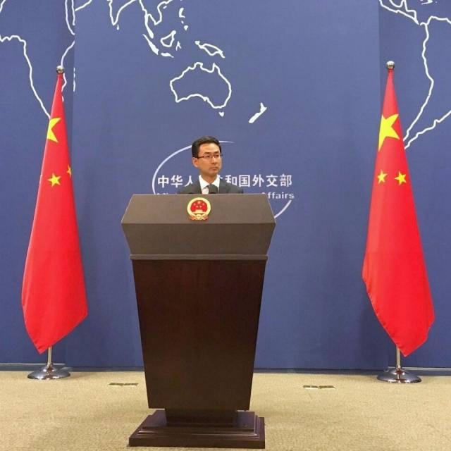 外交部:擔憂激化地區矛盾