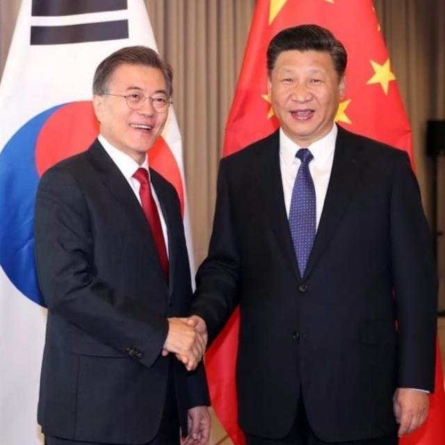 兩國首腦下周越南會晤