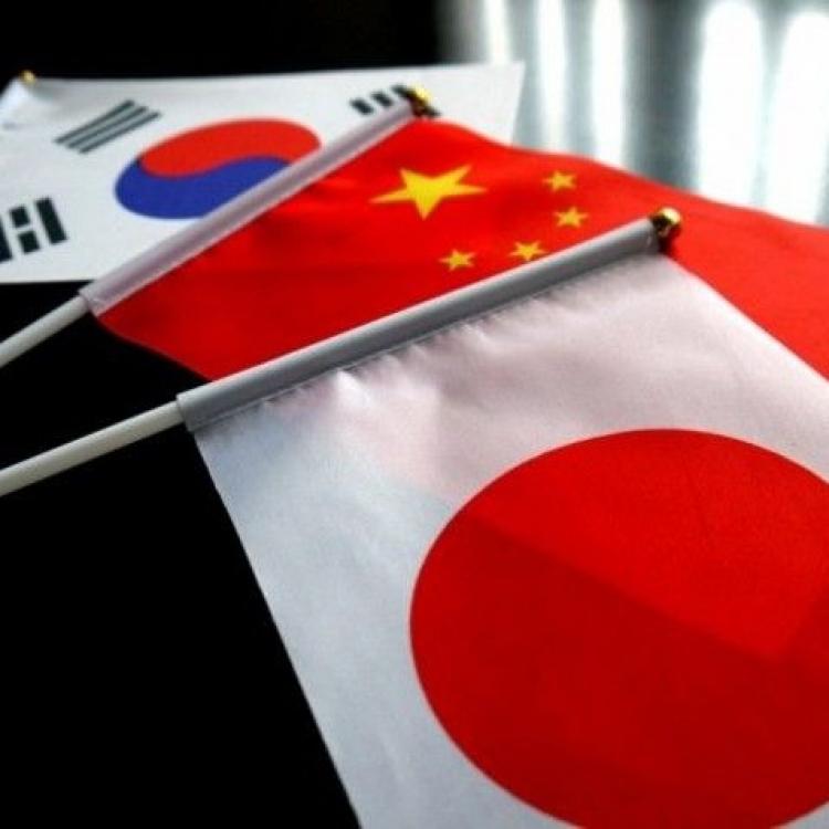 中日韓首腦會談擬5月初東京舉行