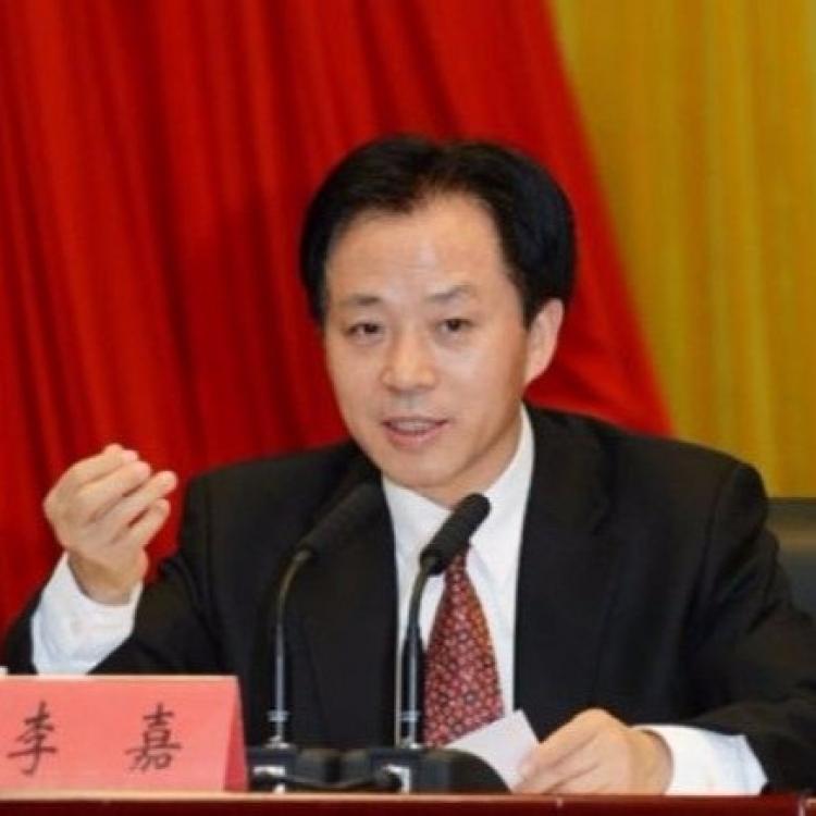 珠海市前書記李嘉受賄獲刑13年