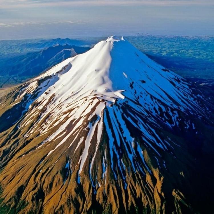 500年一遇 新西蘭巨型火山隨時爆發