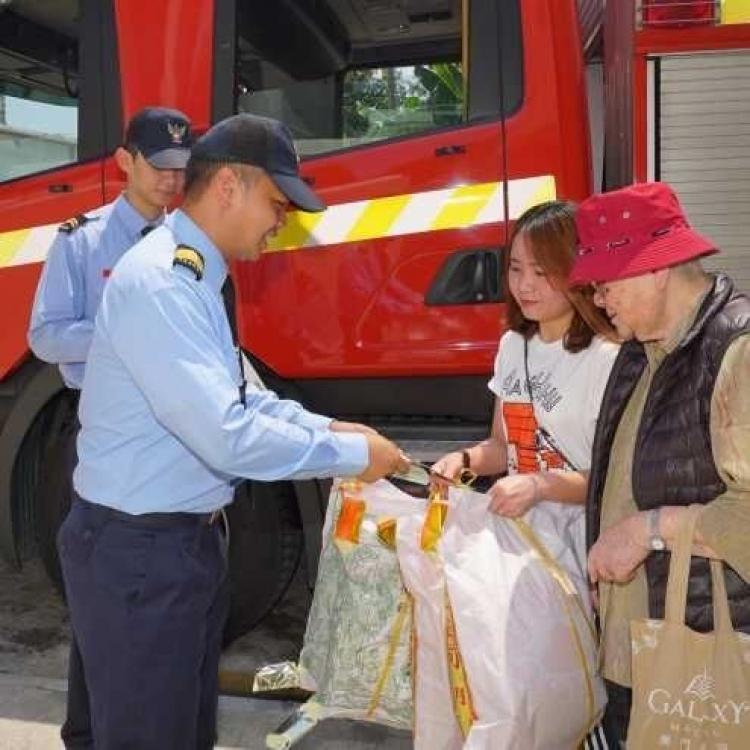 消防局籲市民注意防火