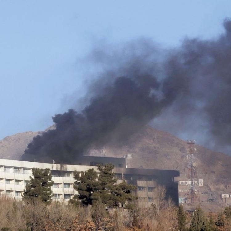 塔利班襲阿國酒店18死