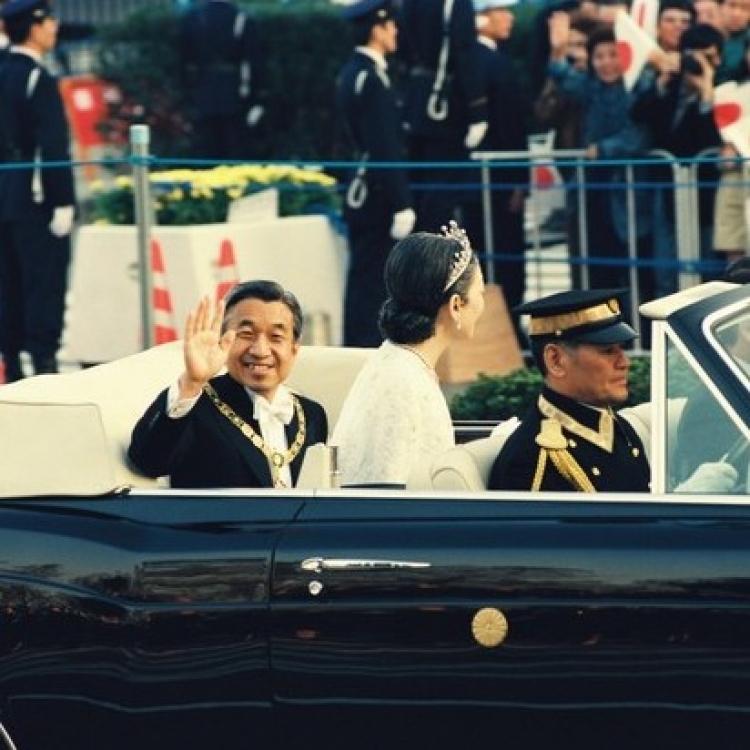 新日皇擬明年10月22日舉行即位禮