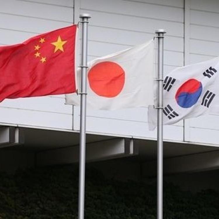 中日韓會議本周三東京舉行