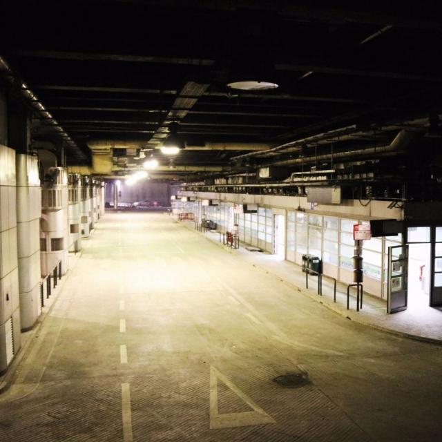 關閘巴士總站重修 一周七天趕工
