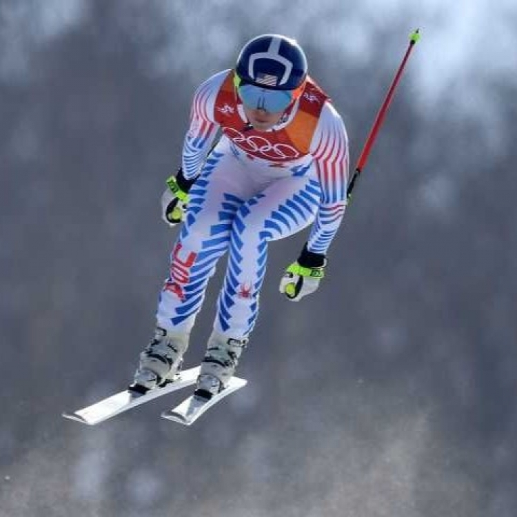 記者一個問題搞喊滑雪女王