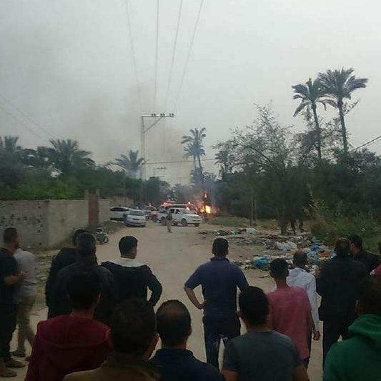 加沙地帶發生爆炸九死傷