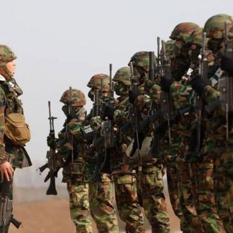 韓國擬縮短兵役期至18個月