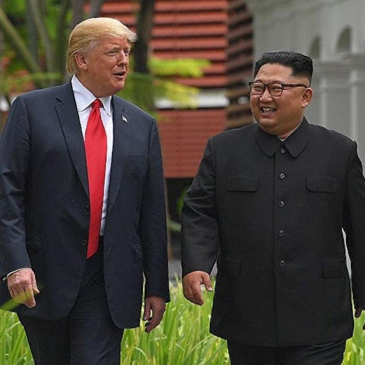 美將向朝鮮提峰會協議落實時間表