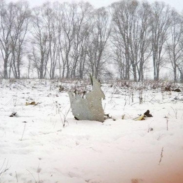 俄載71人客機官方證實已墜毀