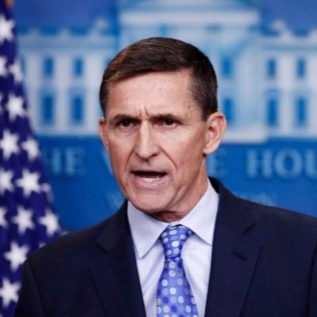 美前國家安全顧問弗林認罪