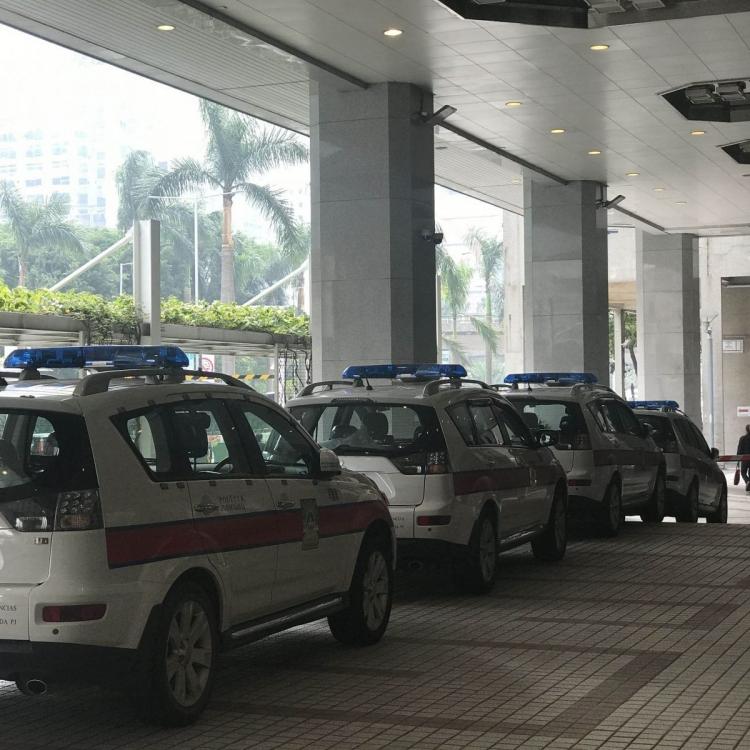 內地漢涉詐騙三十萬被捕