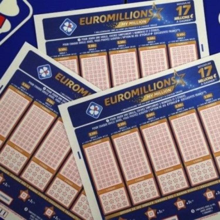 法男19個月內中百萬歐元彩票兩次