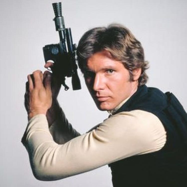 《星球大戰》Han Solo爆能槍拍賣 444萬成交