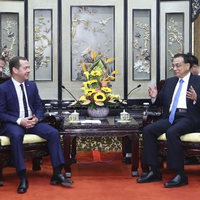 雙方形容兩國關係高水平