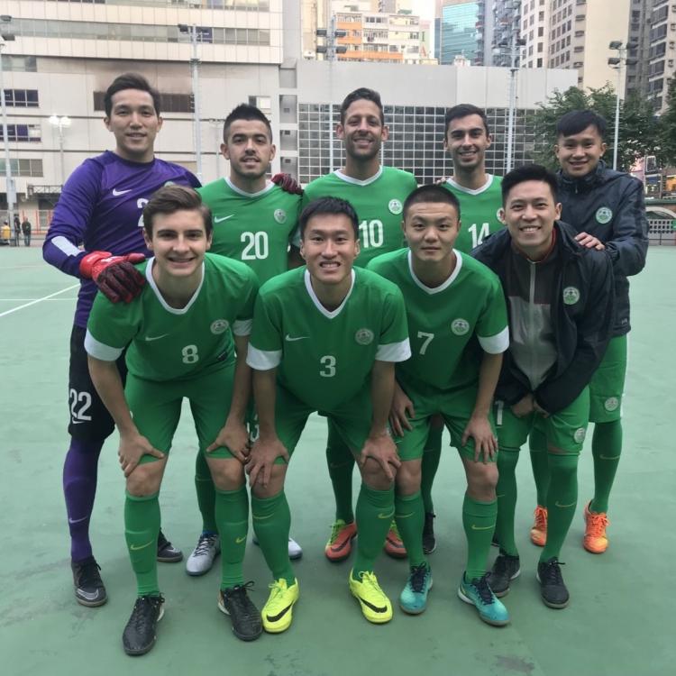 澳門代表挫香港衛冕埠際賽