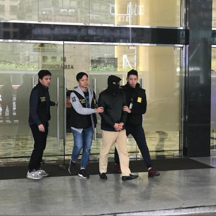 粵漢涉八宗盜竊被捕