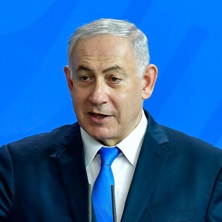 內塔尼亞胡:為摧毀以色列