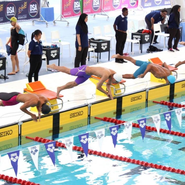 周文顥破50米蛙泳澳門紀錄