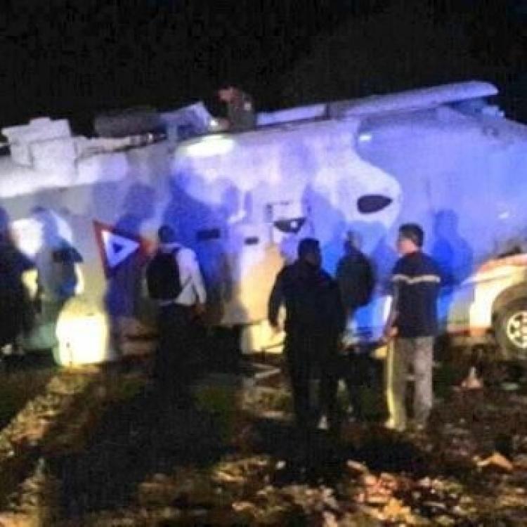 墨西哥直升機墜毀事件增至28死傷