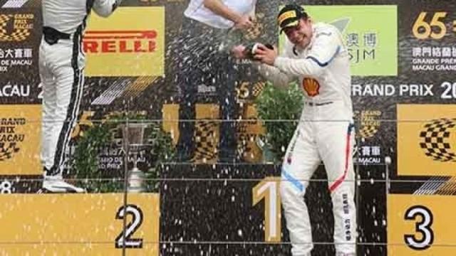 法夫斯GT世界盃掄元