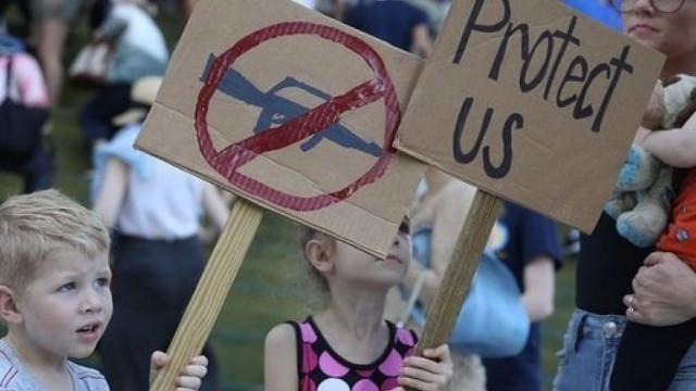 保衛自由vs救救孩子 美國控槍何去何從
