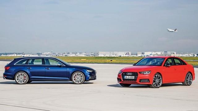 奧迪S4及S4 Avant同步開售