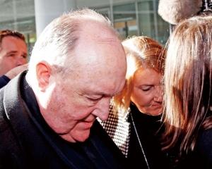 澳洲大主教被判囚一年