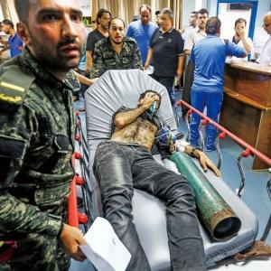哈馬斯跪低達停火協議