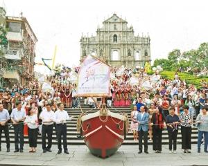 國際青年舞蹈節 重現海絲之路輝煌史