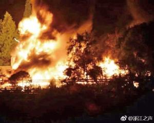 三車被燒燬釀九死