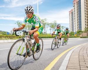 單車隊愈戰愈強