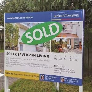 新西蘭二手樓禁售外國人