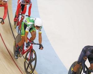劉朗燊單車全能賽得第七